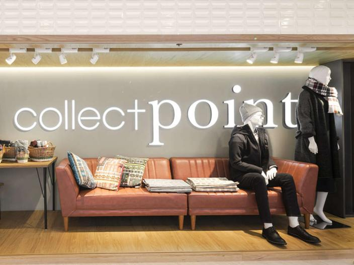 collect point MOKO店の写真 6