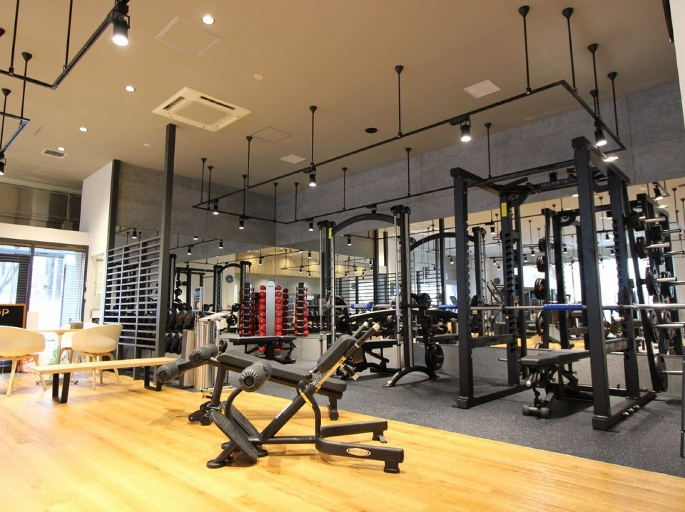 DUNLOP GYMSTYLE24 榴ヶ岡店の写真 3