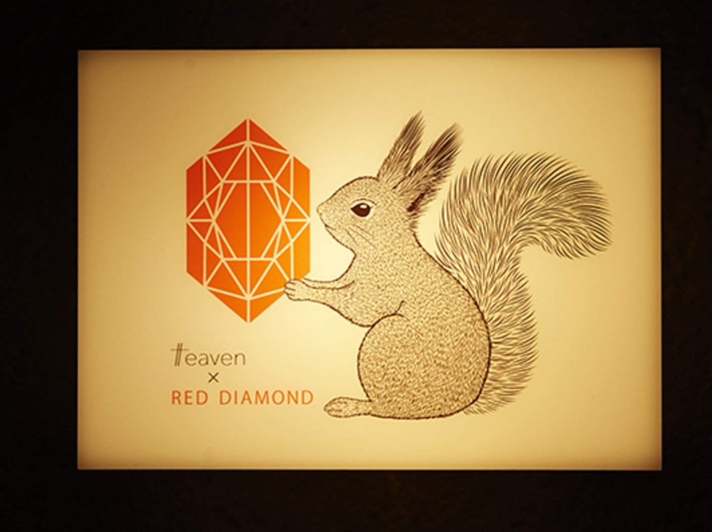 Teaven×Red Diamond Akasakaの写真 4