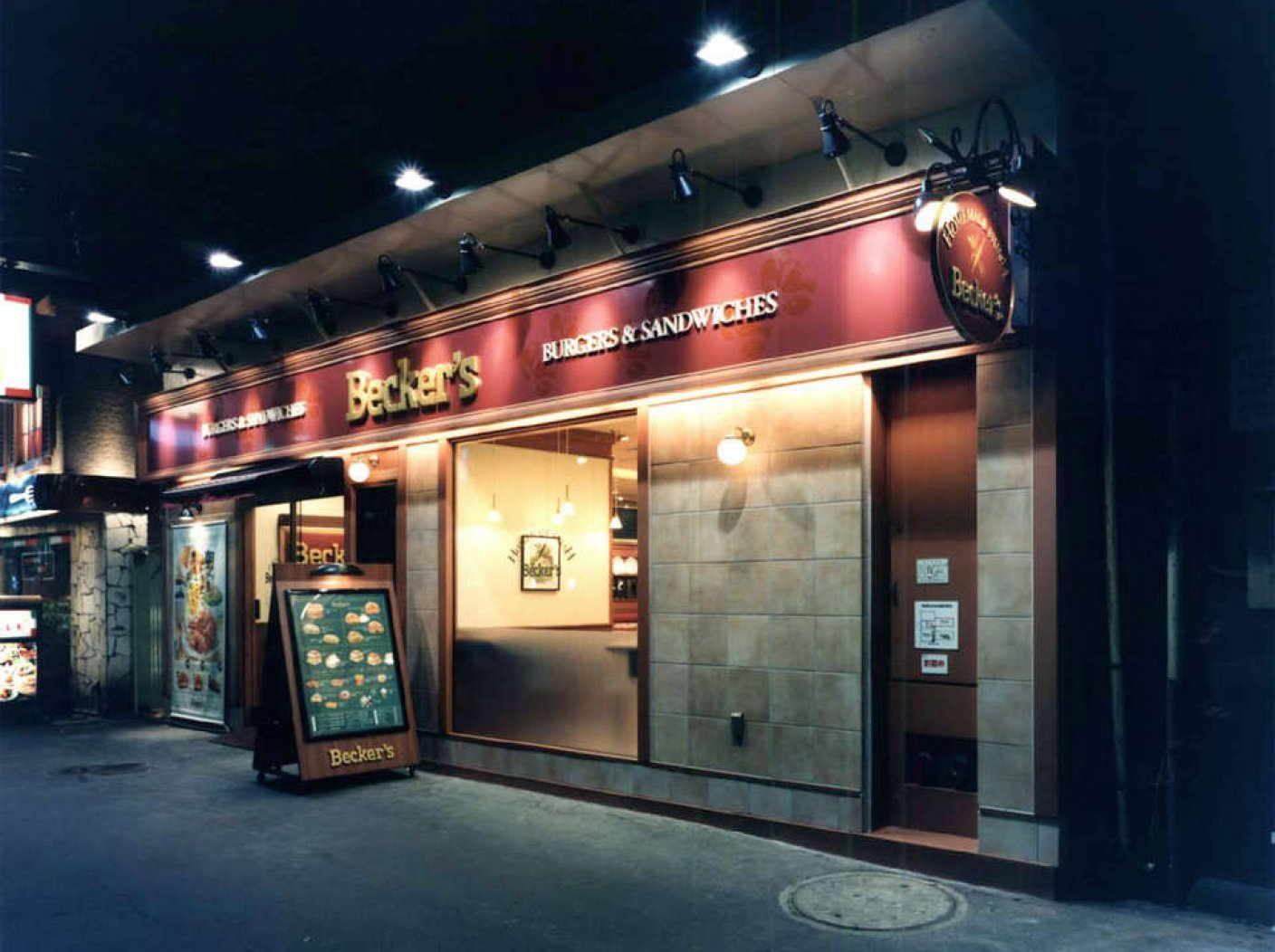 Beckers 日比谷店の写真 1